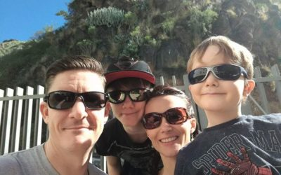 Our First Day in Tenerife
