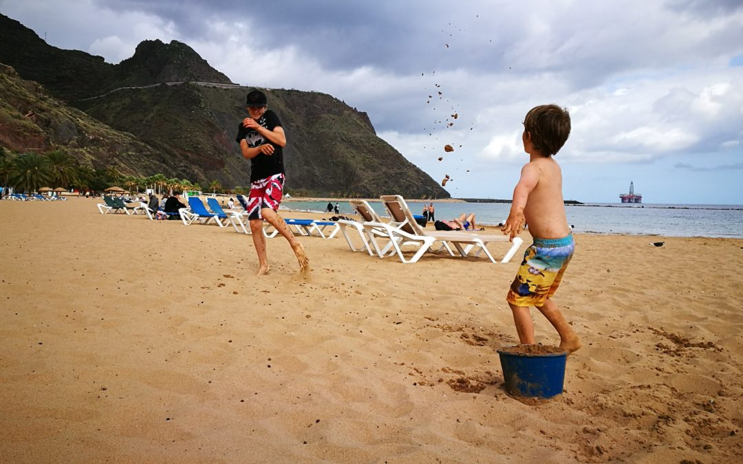 7 Free Things To Do With Kids in Tenerife